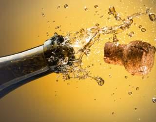 champagne IAB